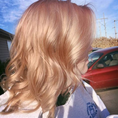 Gold Hair Colour by 71 Alluring Gold Hair Color Ideas To Try In 2019