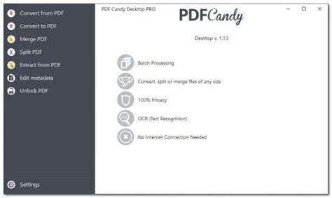 Resultado de imagen de Icecream PDF Candy Desktop 2