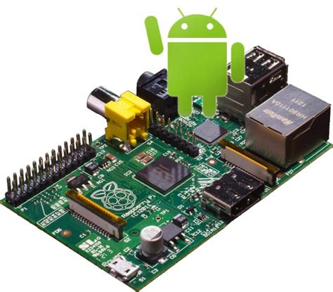 raspberry pi android raspberry pi gets sandwich slashgear