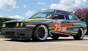 Great Chassis  Meet Great Engine  1986 Bmw E30 V8