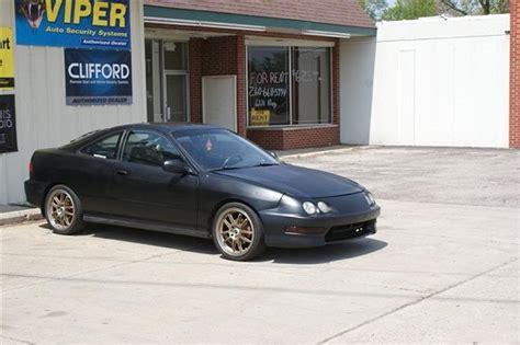 acura flat black integra   custom jdm car classifieds jdm car sales