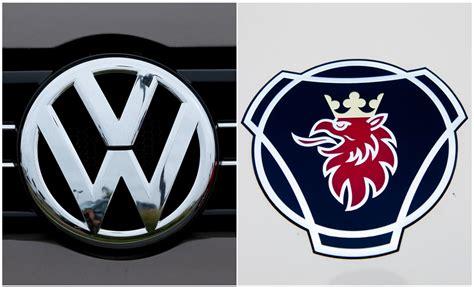 Volkswagen Raises .7bn For Scania Buyout