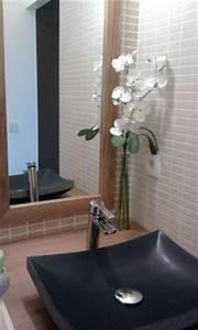 Deco Salle D Eau : salle d 39 eau zen chez lilypouce ~ Teatrodelosmanantiales.com Idées de Décoration