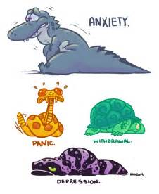 Anxiety Monster deviantART