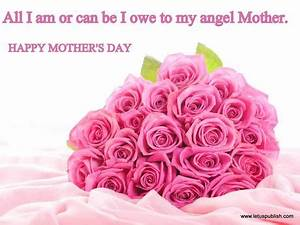 Heartfelt Mother's Day Wallpaper HD And QuotesFor The ...