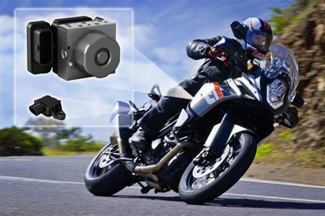 Bosch Motorcycle Stability Control (msc) Introduced
