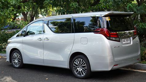 Review Toyota Alphard by Toyota Alphard 2016 Philippines Review Specs Price