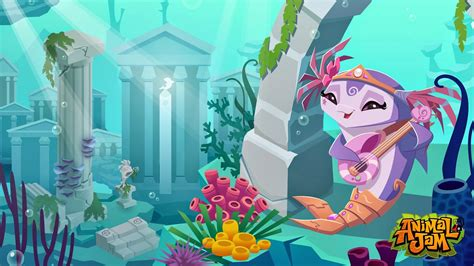Animal Jam Wallpaper - animal jam spirit hula skirt new animal jam wallpapers