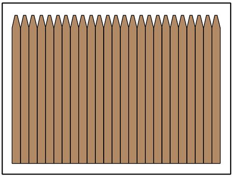 popular fence styles  privacy  picket fences