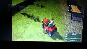 Farming Simulator 2019 Murray Lawn Mower Review Youtube