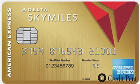 gold delta skymiles credit card login review benefits