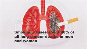 Do You Think Smoking Only Effects Your Lungs