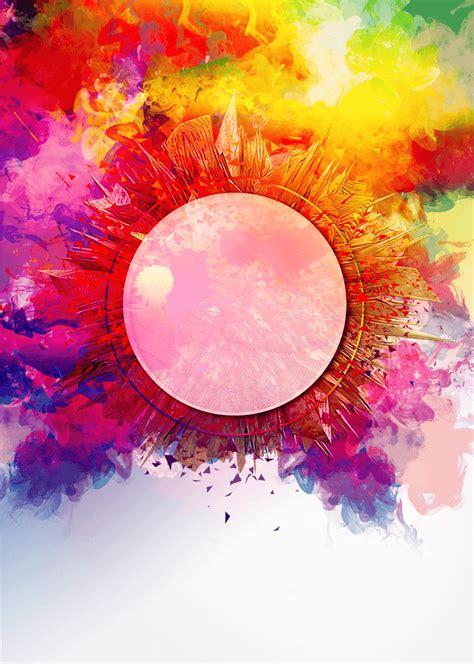 Download Great Watercolor Splash Png Background Vector ...