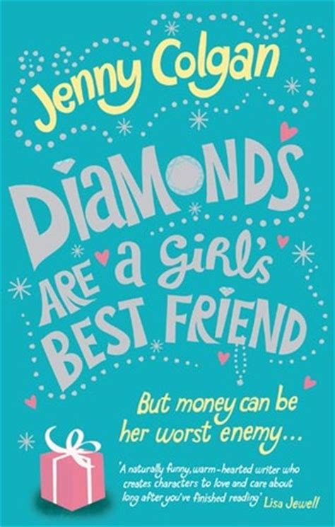 diamonds   girls  friend  jenny colgan reviews discussion bookclubs lists