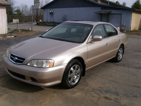 2001 Acura Tl 3 2 by Buy Used 2001 Acura Tl 3 2 Loaded In Roaring River