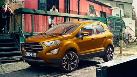 ford ecosport cool connect ford cool connect modelle ford aktionen angebote