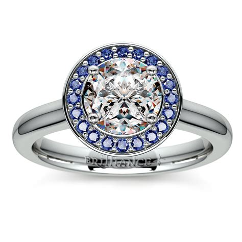 Halo Sapphire Gemstone Engagement Ring In Platinum. Gold Jewelry Earrings. Screw Bangles. Clock Chains. Rubi Gemstone. Jewelry Tanzanite. One Diamond Wedding Rings. Pinterest Beads. Yin Yang Necklace