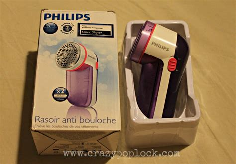 philips fabric shaver review