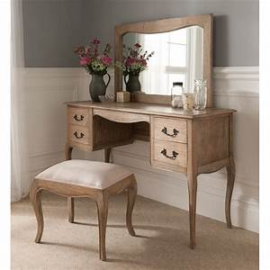 Stunning Montpellier Blanc Dressing Table Set working well