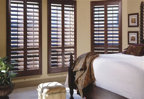 Wood Plantation Shutters by Plantation Shutters At The Home Depot