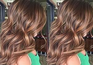 Couleur Cheveux Chocolat Caramel : le balayage caramel la coloration pris e du printemps ~ Melissatoandfro.com Idées de Décoration