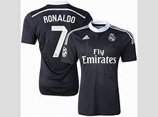 YOUTH F49266 REAL MADRID Y3 DRAGON UCL AWAY 3rd JERSEY