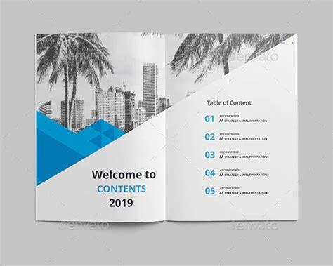 company brochure templates  ai indesign word