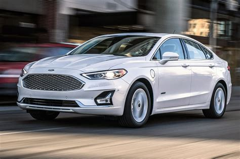 2019 Ford Fusion First Look Seventhyear Itch  Motor Trend