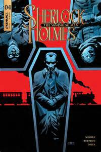 sherlock holmes vanishing dynamite entertainment comics preview 15th august comic ash army