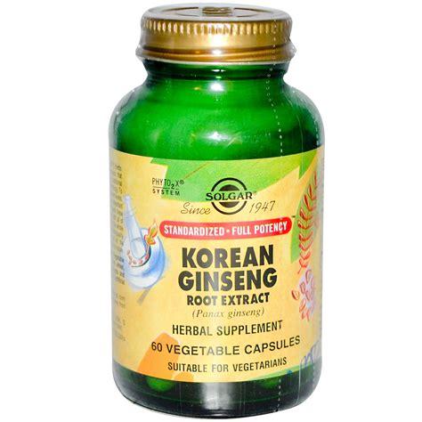 Korean Red Ginseng Testosterone Booster Monthly Attraitinfo