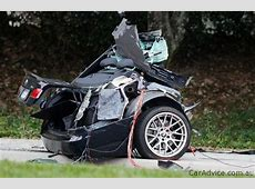 BMW M3 fatal accident in Palm Beach County, US photos