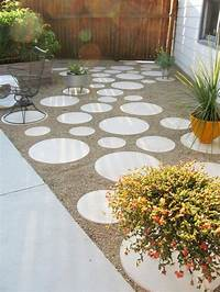 inspiring creative patio design ideas 9 DIY Cool & Creative Patio Flooring Ideas | The Garden Glove