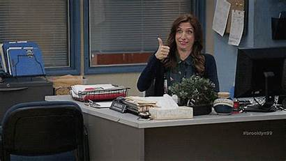 Nine Gina Brooklyn Gifs Down Chelsea Funny