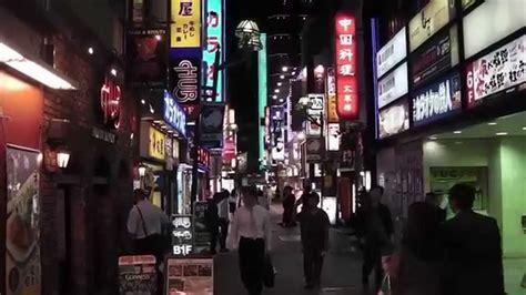 tokyo red light district tokyo red light district kabukicho youtube