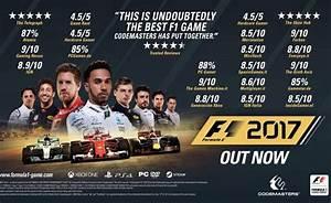 F1 2017 Jeux Video : f1 2017 enfin disponible sur pc et consoles le mag jeux high tech ~ Medecine-chirurgie-esthetiques.com Avis de Voitures