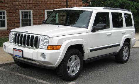 jeep commander vs liberty jeep commander xk wikipedia