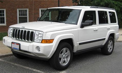 jeep commander vs image gallery jeep xk