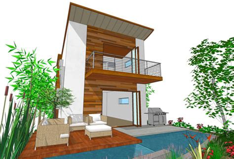 modern affordable  story residential designs  house designers