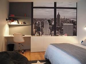 Décoration New York Chambre : am nagement de chambres goven caroline desert ~ Melissatoandfro.com Idées de Décoration