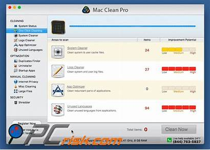 Mac Clean Pro Removal Unwanted Application Virus