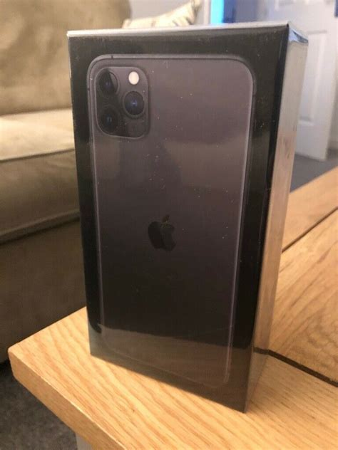 brand sealed iphone pro max unlocked gb