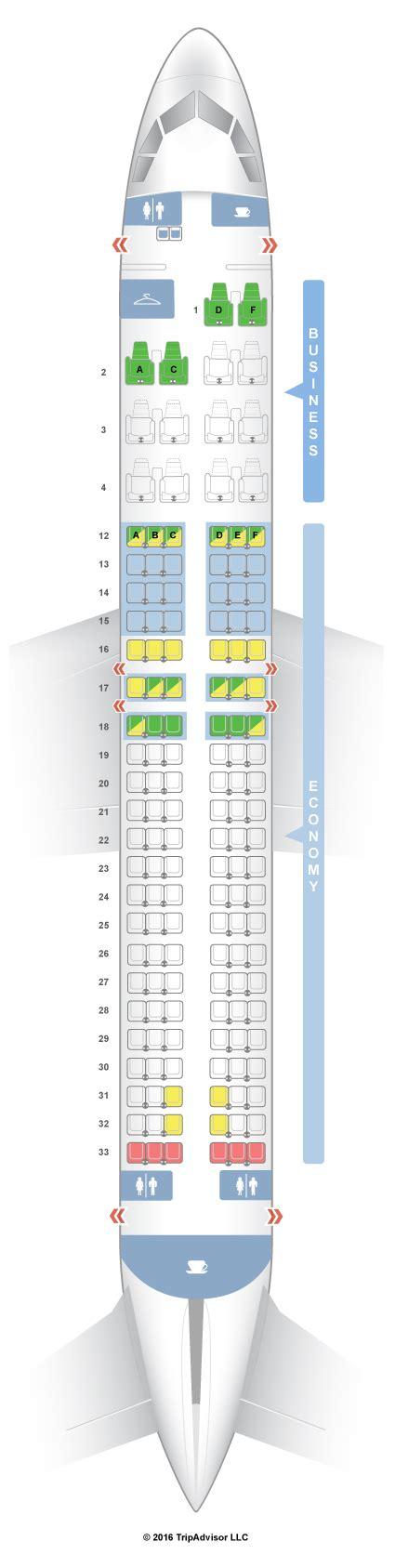 plan des sieges airbus a320 seatguru seat map air canada airbus a320 320