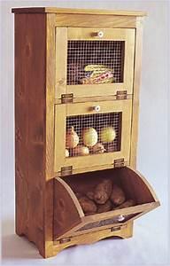 Storage Bins – U-Bild Woodworking Plan No 797 - Indoor