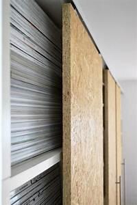 Schiebetür Holz Selber Bauen : diy schiebet ren selber machen ikea hack billy 4 haus innenausstattung pinterest ~ Eleganceandgraceweddings.com Haus und Dekorationen