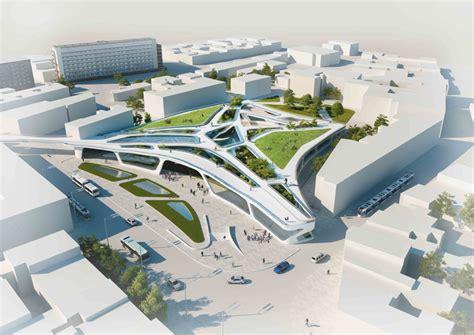 Green Walking Mall Proposal By Unika Architecture & Urbanism