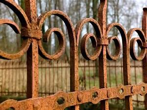 Nettoyer Fonte Rouillée : enlever la rouille du fer forg ~ Farleysfitness.com Idées de Décoration