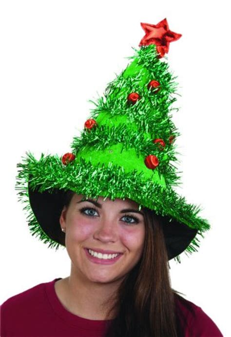 how to make christmas hats tree hats to wear webnuggetz