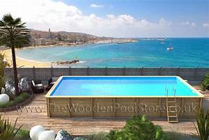 Pool 6m X 3m : the wooden pool store swimming pools specialists to uk ~ Articles-book.com Haus und Dekorationen