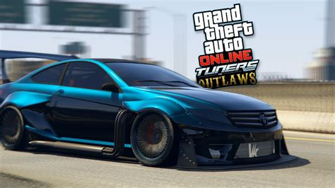 Gta 5 Widebody 6str Schwartzer Custom Car Mods