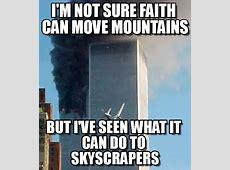 I'm Not Sure Faith Can Move Mountains on Memegen